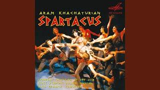"""Spartacus, Act II, Scene VI - """"Crassus' Feast"""": Harmodius' Variation"""