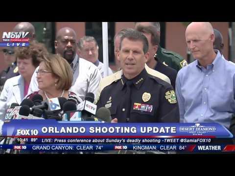 NEW DETAILS: Orlando Terrorism Update - FNN