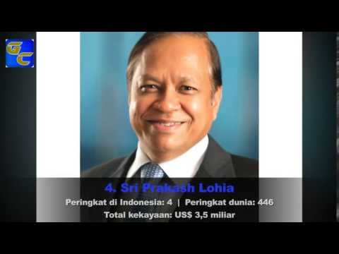 10 richest people in Indonesia 2014 version of forbes
