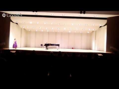 Sydney Recital