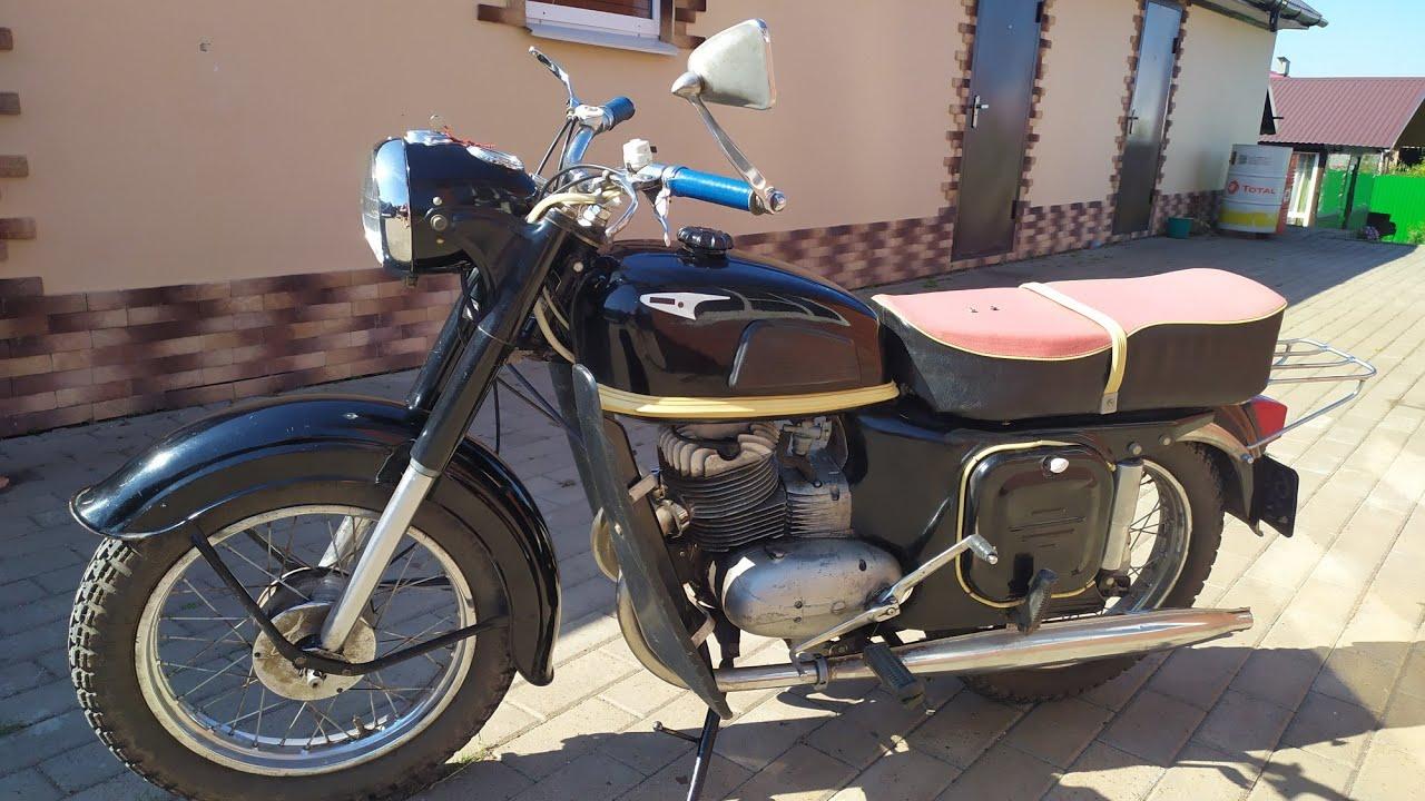 Мотоцикл Восход на день рождения!!!