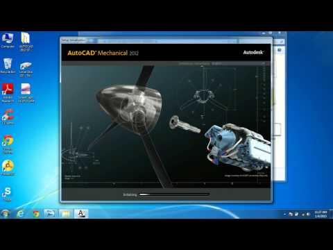Autodesk AutoCAD 2012 Full Version Free Download