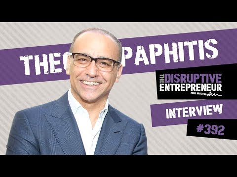 Theo Paphitis How to WIN BIG in Business, Dragons Den & Start up Entrepreneurs Advice