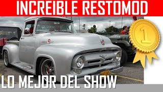 The best Restomod in Colombia