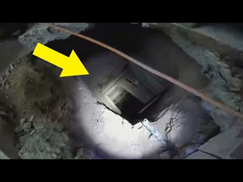 Police find tunnel inside KFC, stop cold when they realize who's on the other side