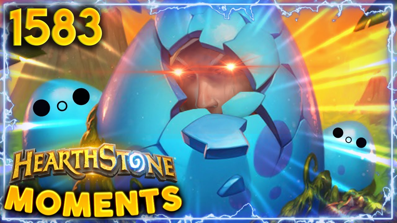 EGG MAGE?? A TOTAL Disaster! | Hearthstone Daily Moments Ep.1583
