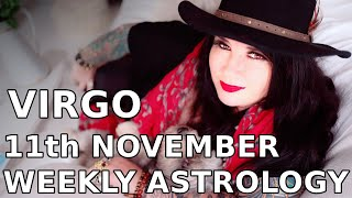 Virgo Weekly Astrology Horoscope  11th November 2019