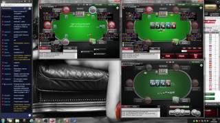 Maxon poker VoD #1  NL500 Zoom