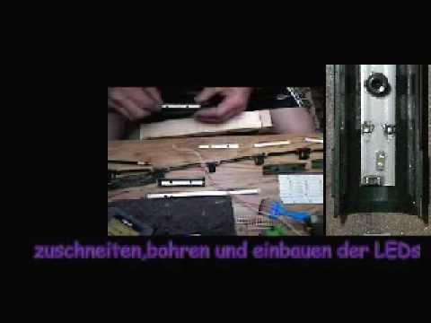 Led Beleuchtung Modellbahn Häuser | Led Beleuchtung In Der Modellbahn Youtube