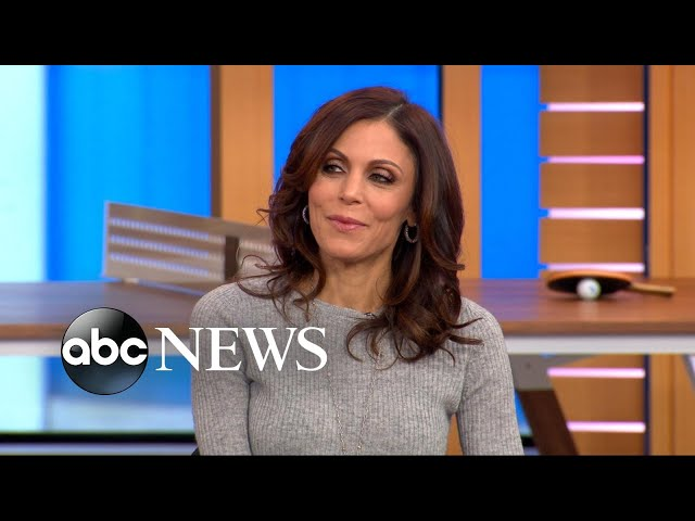 Real Housewife Bethenny Frankel shares her ultimate side hustle