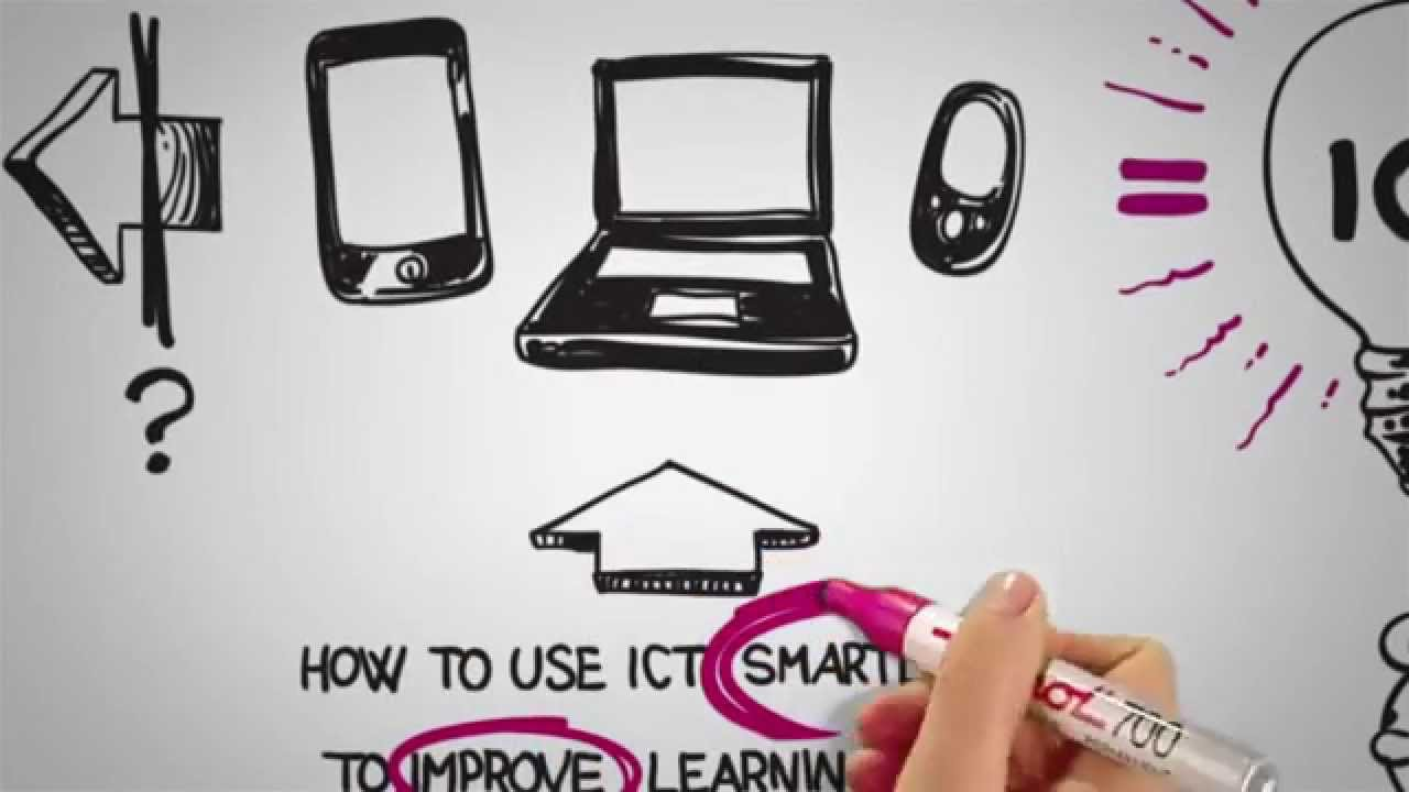 what is information communication technology in education