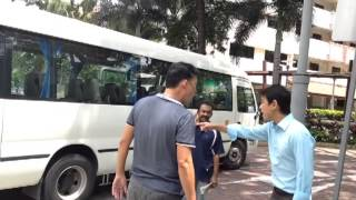 Singapore reckless abusive school bus driver 22 feb 2013 part 3/3