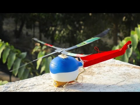 How To Make A Helicopter - Make Your Own Creation