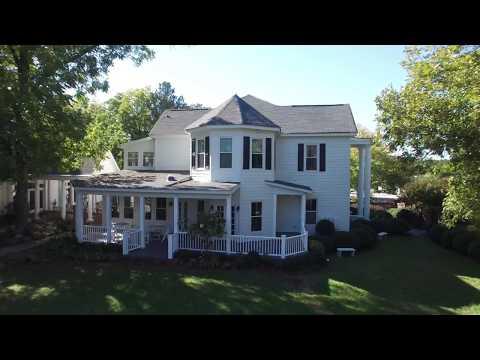 the-matthews-house-/-north-carolina-events-venue-/-aerial-footage