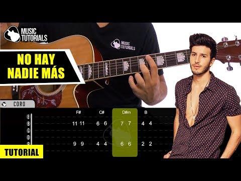 Cómo tocar No Hay Nadie Más de Sebastián Yatra en Guitarra | Tutorial + PDF GRATIS