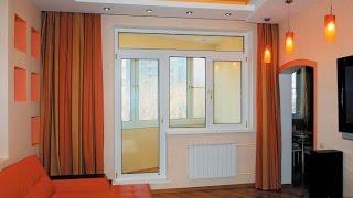 видео Балконный блок