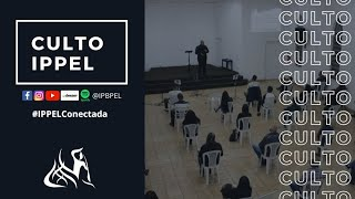 Culto On-line | IPPel 31/01/21 - 19h30