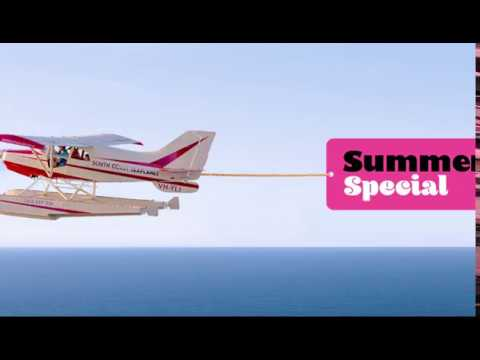Summer Seaplane Sale – Limited offer - South Coast Seaplanes