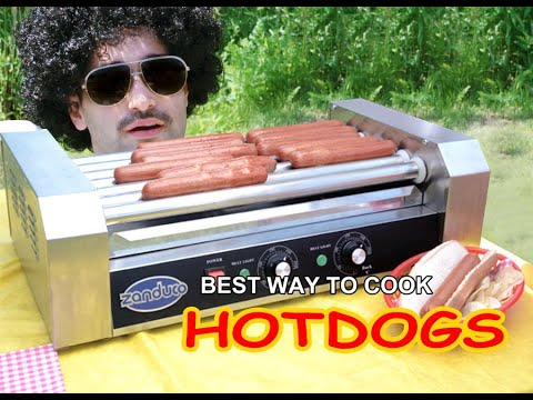 Best Way To Serve Hotdogs
