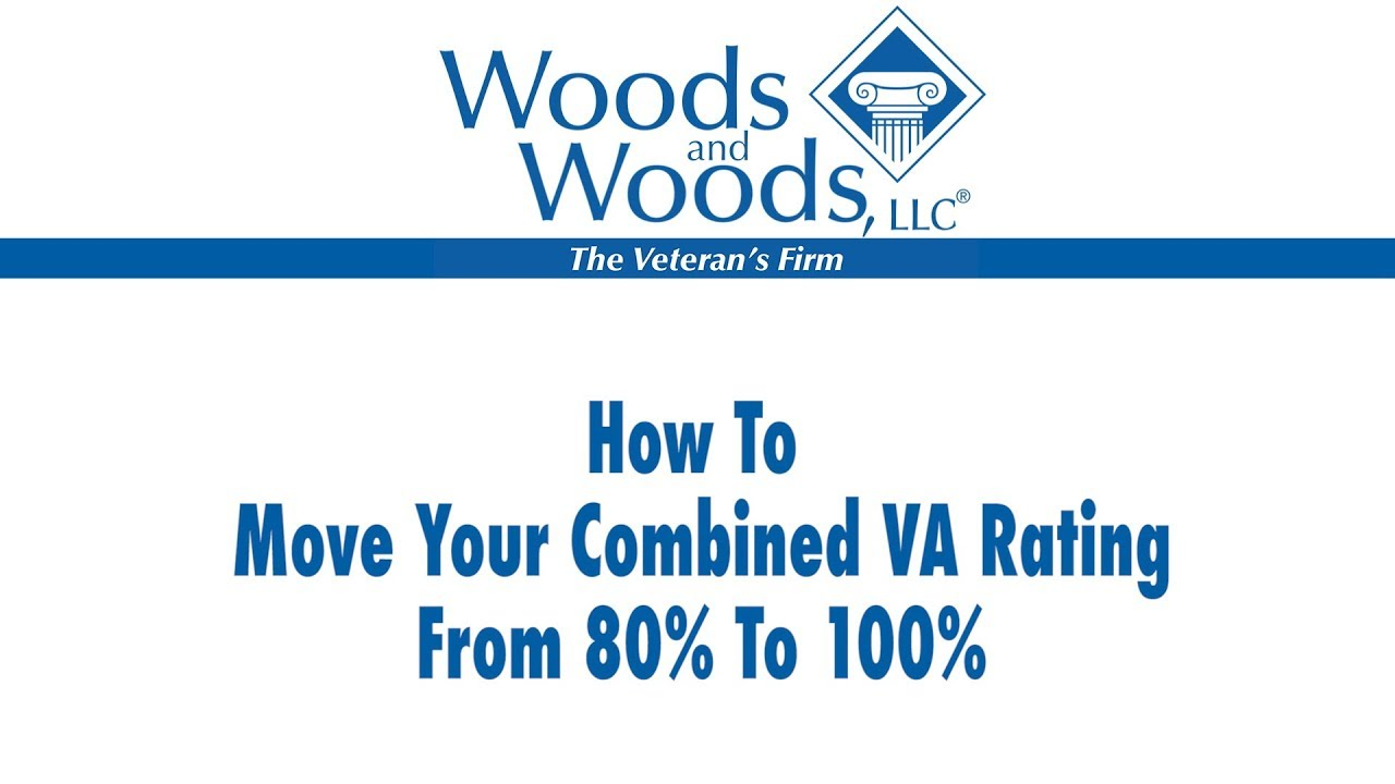 80 Percent VA Disability | How To Increase or Appeal to 100%
