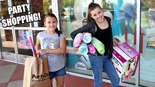 [13.42 MB] Birthday SHOPPING At The PARTY STORE & COSTCO!