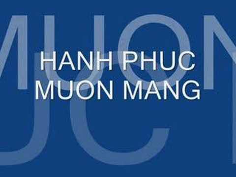 hanh phuc muon mang