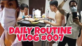 Daily Routine Vlog #007