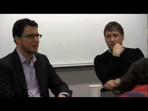 NYUESS: Interview with Eric Ries, author of The Lean Startup