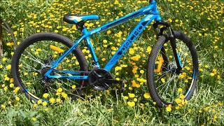 Обзор-тест драйв велосипеда Десна 2610 (2018)