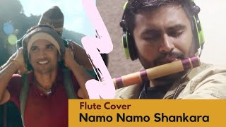 Flute Cover Namo Namo | Kedarnath | Sushant Rajput | Sara Ali Khan | Abhishek K | Amit T| Amitabh B