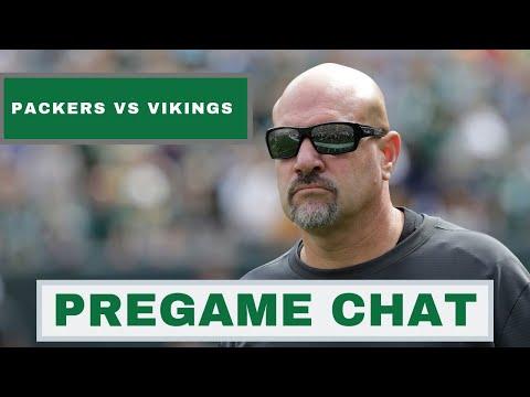 Packers Vs. Minnesota Vikings Week 2 | PackersNews Pregame Chat