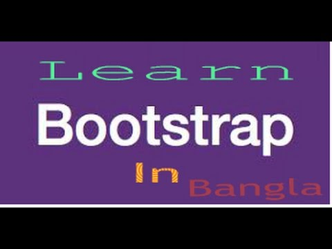 Bootstrap tutorial  in bangla part 10 |  Datepicker