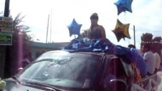 Ejido Lequeitio, Coahuila. Desfile 2009. Parte 1