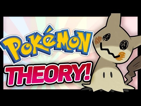Pokemon Sun And Moon: Pokemon Theory - Mimikyu Is Related To Red?