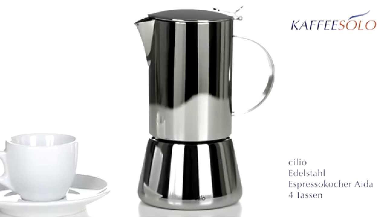 espressomaschine cilio