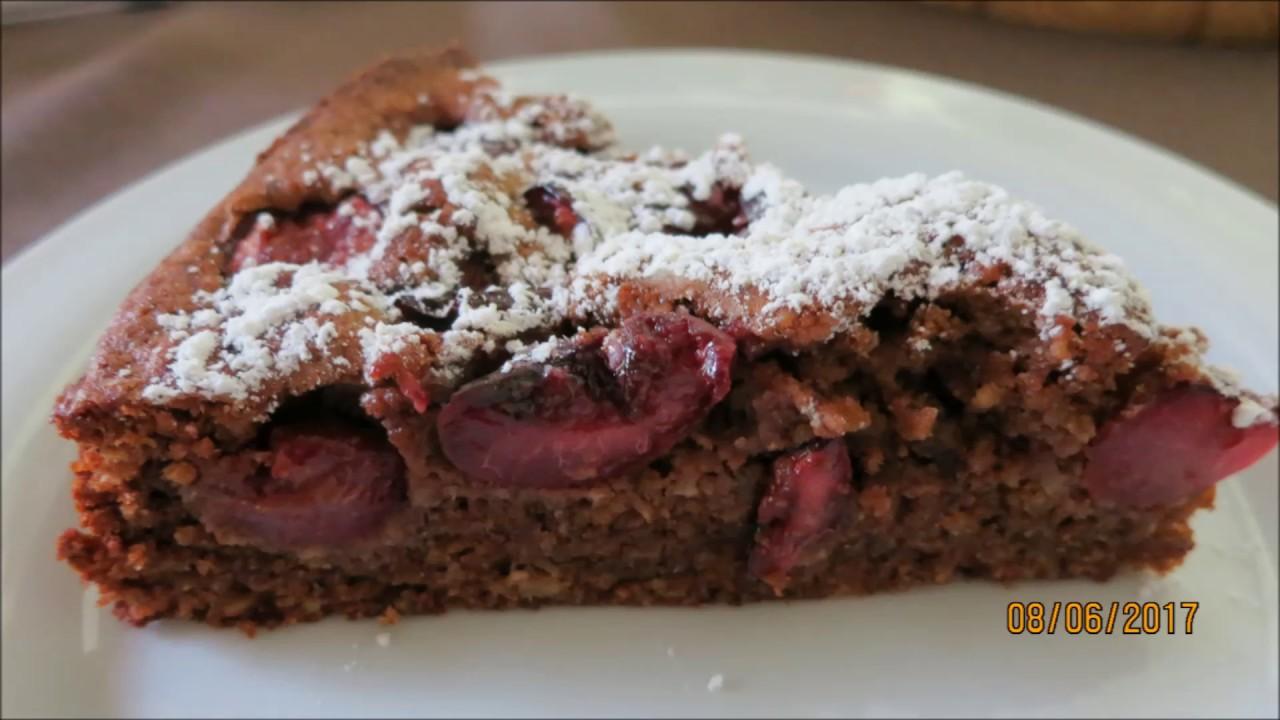 Schokoladen Kirsch Kuchen Youtube