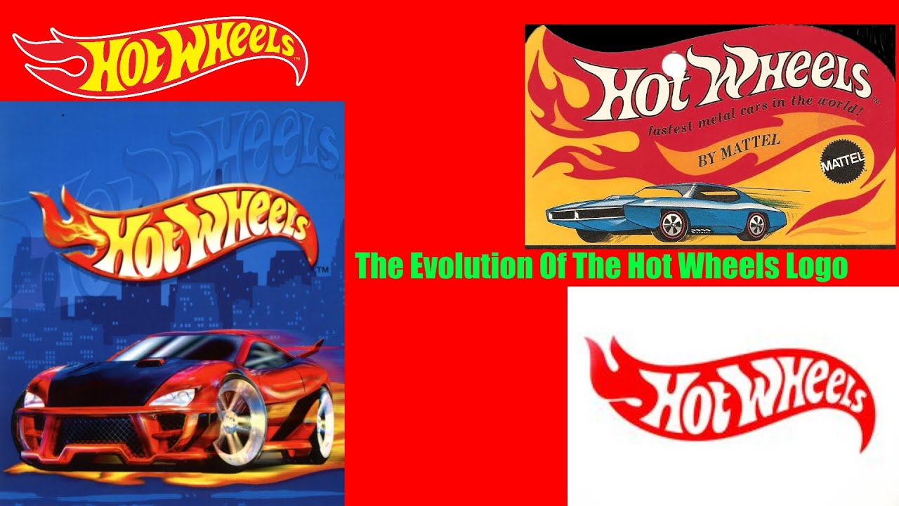 evolution of hot wheels logos hot wheels playaz youtube. Black Bedroom Furniture Sets. Home Design Ideas