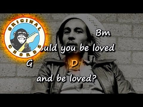 Bob Marley - Could You Be Loved - Chords & Lyrics