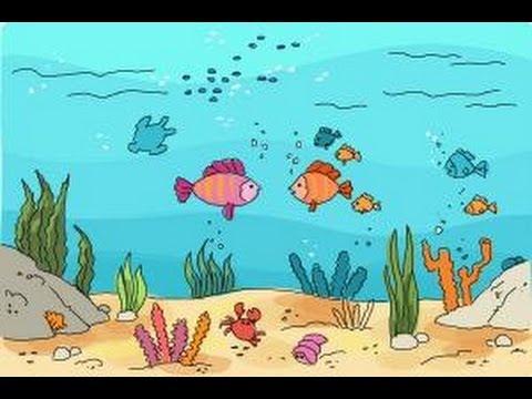 Underwater World by xXLegendary-FuryXx on DeviantArt  Underwater World Drawings