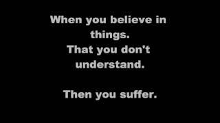 Superstition - Stevie Wonder with Lyrics