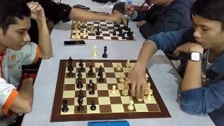 Gambar cover Chess Game Duel Master Sugeng Vs Ao Jst JACC Bekasi 2017
