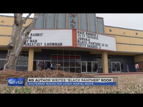 Mississippian writes Book which inspired the Black Panther Movie