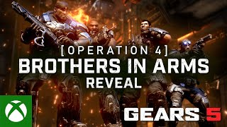 Gears 5 Operation 4 Reveal Trailer