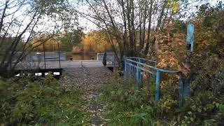 Пестовское водохранилище Утро Рыбалка