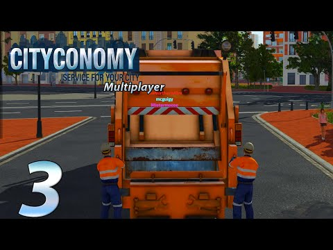 Cityconomy Multiplayer with MisterMoose and Dan