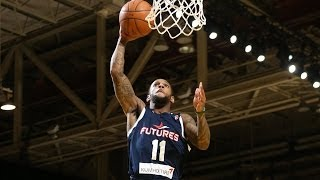 Highlights: Pierre Jackson puts on a show at NBA D-League All-Star Game