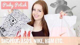 Shoplog ASOS, Nike, H&M etc. | PinkyPolish.nl