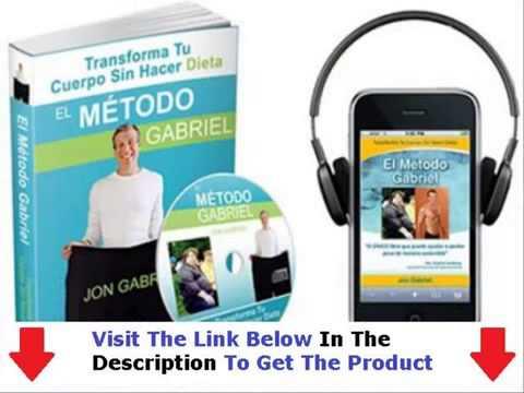 El Método Gabriel para adelgazar sin hacer dieta