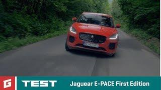 JAGUAR E-PACE  - SUV - TEST - GARAZ.TV - Rasťo Chvála