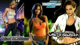 Need for Speed - с 1994 по 2017( Стрим третий) [NFS: Underground (1,2), Most Wanted]
